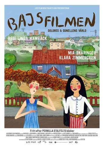 Poster of Bajsfilmen - Dolores och Gunellens värld