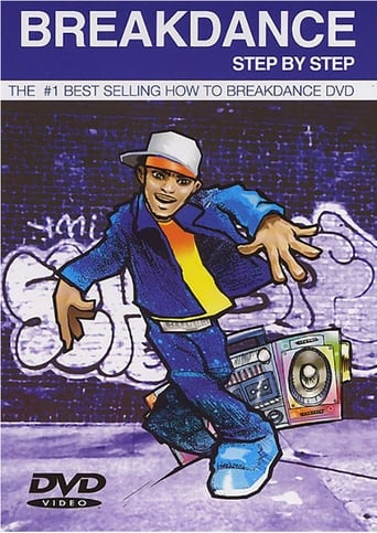 Breakdance Step-by-Step Movie Poster