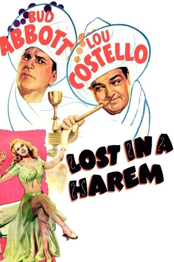 Poster of Lost in a Harem