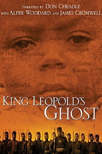 Poster of King Leopold's Ghost