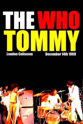 Poster of The Who: Live at the London Coliseum 1969