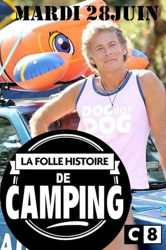 Poster of La Folle Histoire de Camping