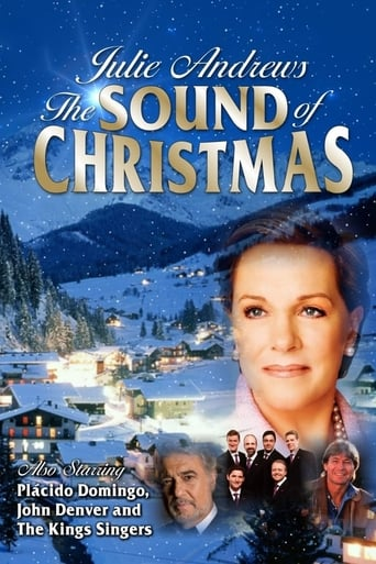 Poster of Julie Andrews: The Sound of Christmas
