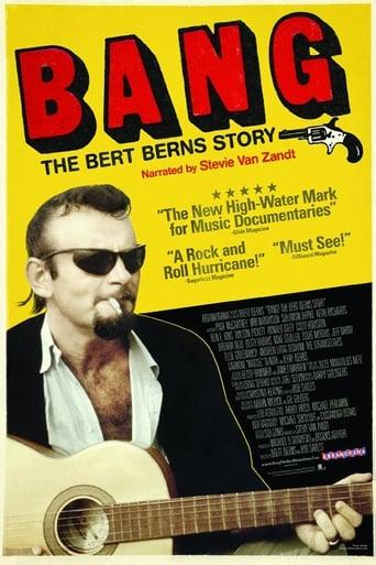 Poster of BANG! The Bert Berns Story