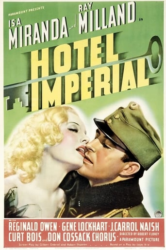 Poster of Hotel Imperial