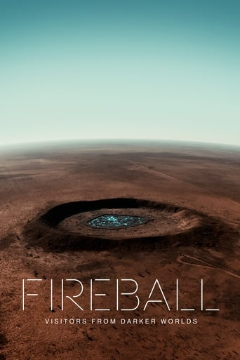 Poster Fireball: Visitors from Darker Worlds