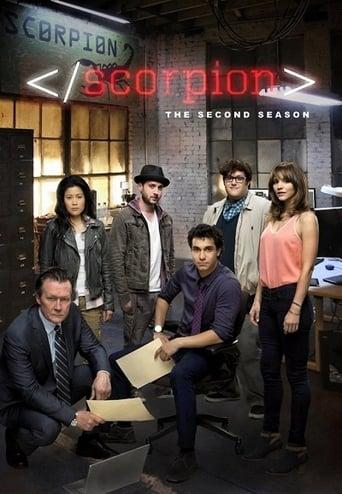 Skorpionas / Scorpion (2015) 2 Sezonas