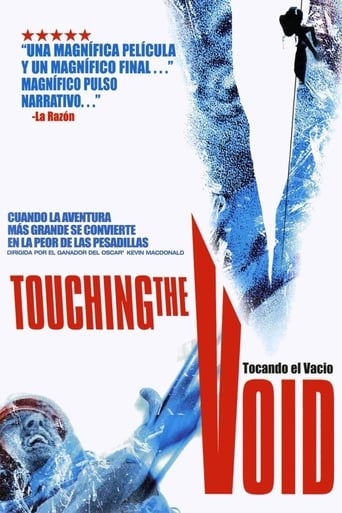 Poster of Touching the Void (Tocando el vacío)
