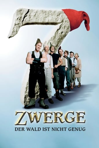 Poster of 7 Dwarves: The Forest Is Not Enough