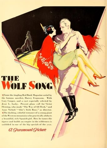 Poster of Wolf Song