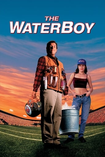 Poster The Waterboy