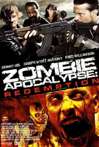 Poster of Zombie Apocalypse: Redemption