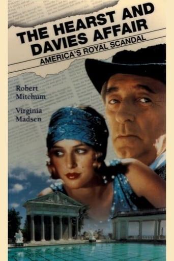 Poster of El romance de Hearst y Davies