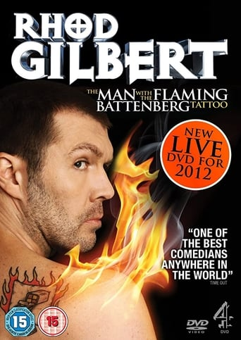 Watch Rhod Gilbert: The Man With The Flaming Battenberg Tattoo Free Online Solarmovies