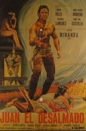 Poster of Juan el desalmado
