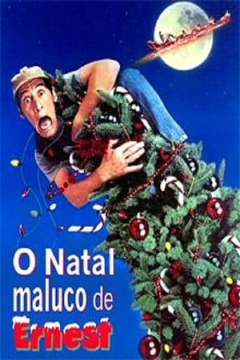 O Natal Maluco de Ernest - Poster