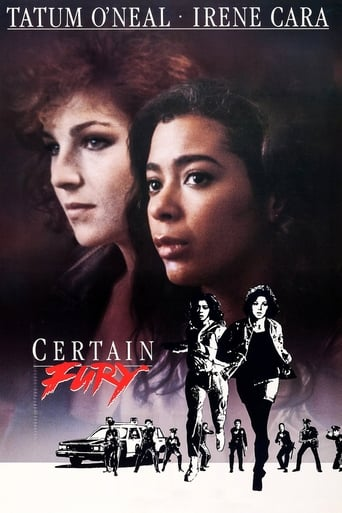 Poster of Certain Fury