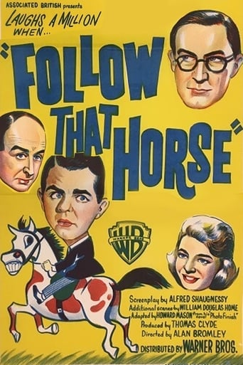 Poster of Follow That Horse!