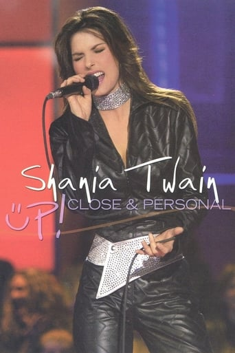 Poster of Shania Twain: Up! Close & Personal