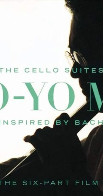 Poster of Yo-Yo Ma Inspired by Bach