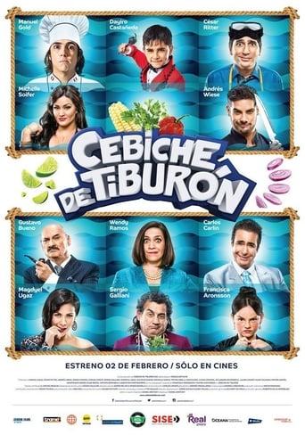 Poster of Cebiche de Tiburón