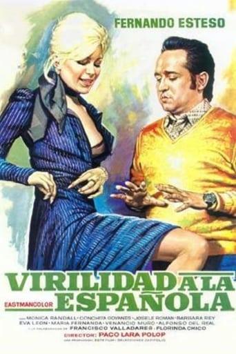 Virilidad a la española poster