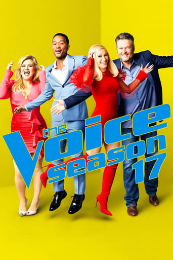 The Voice 17ª Temporada - Poster