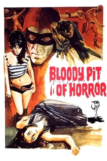 Poster of Bloody Pit of Horror