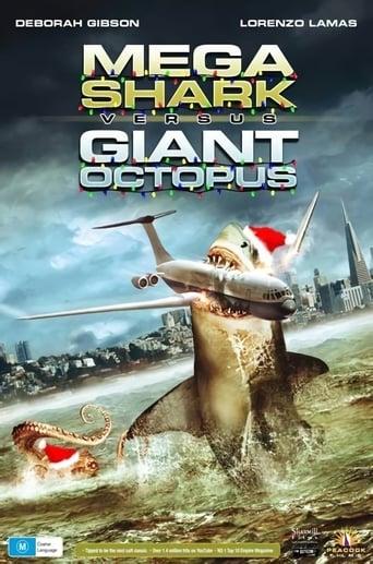 Poster of Mega Shark vs. Giant Octopus