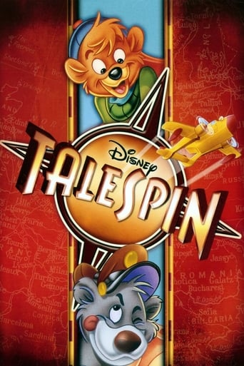 Poster of TaleSpin