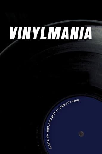 Vinylmania: Das Leben in 33 Umdrehungen pro Minute