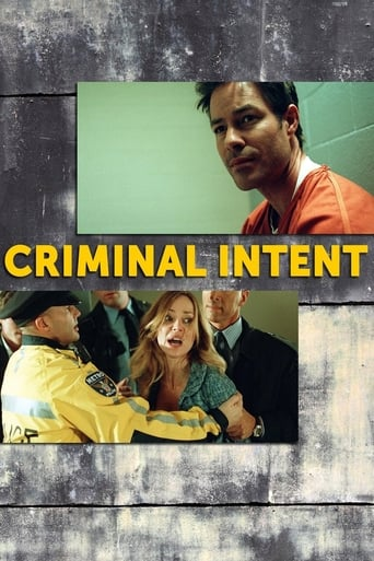 Poster of Criminal Intent