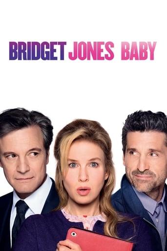 Poster of Bridget Jones Baby