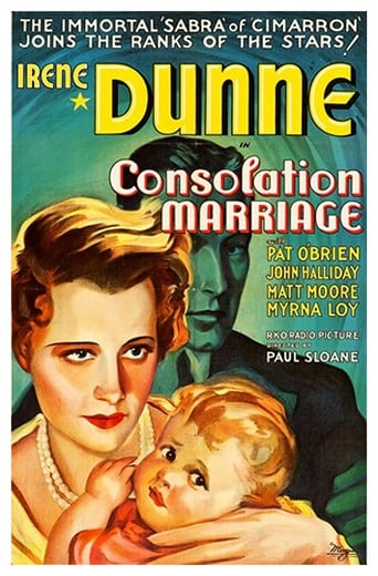 Poster of Consolation Marriage