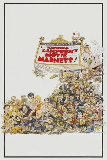 Poster of National Lampoon's Movie Madness