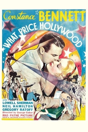 Poster of What Price Hollywood?