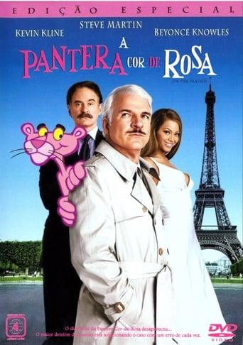A Pantera Cor de Rosa - Poster
