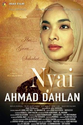 Poster of Nyai Ahmad Dahlan