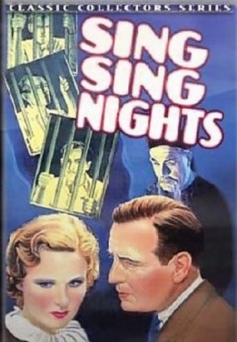 Poster of Sing Sing Nights