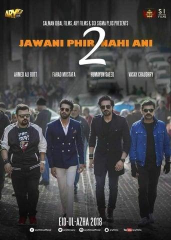 Poster of Jawani Phir Nahi Ani 2