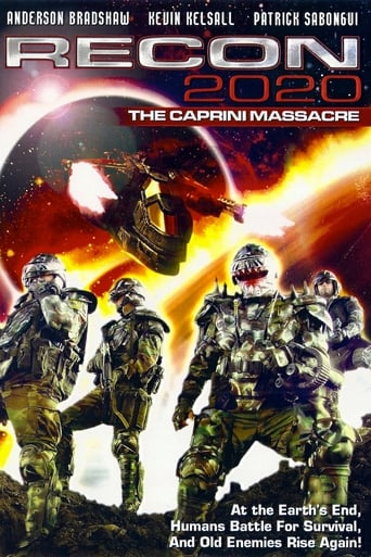 Poster of Recon 2020:  The Caprini Massacre