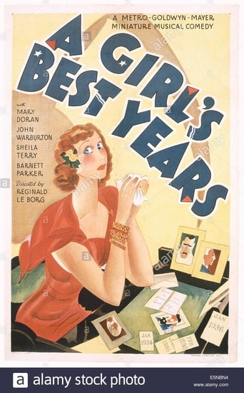 Poster of A Girl's Best Years