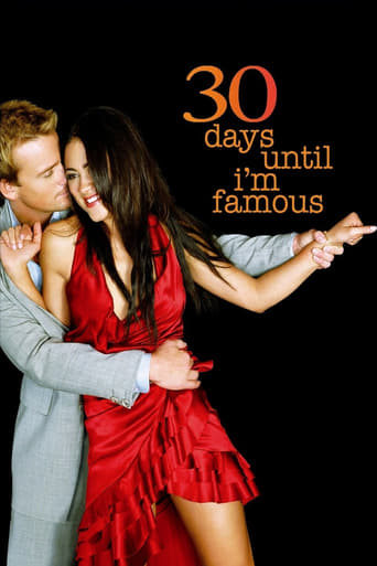 Poster of 30 Days Until I'm Famous