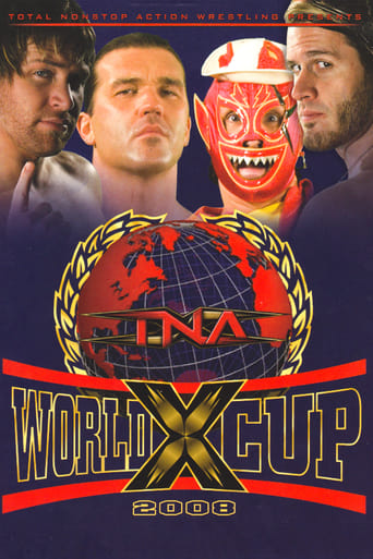 Poster of TNA World X Cup 2008
