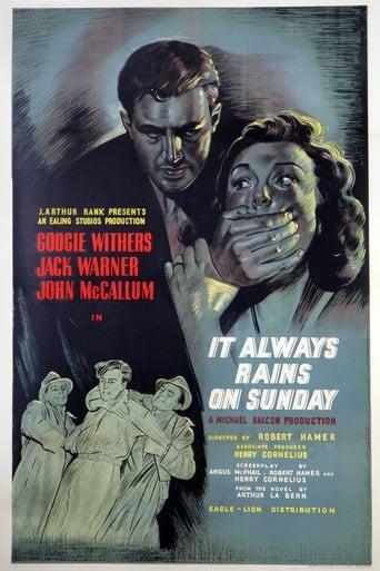 Poster of It Always Rains on Sunday