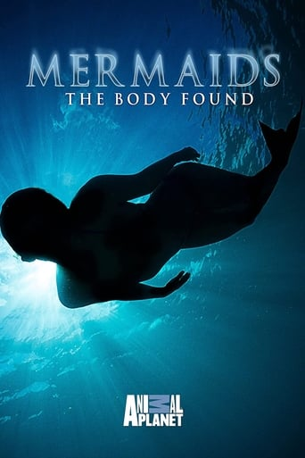 Mermaids: The Body Found poster