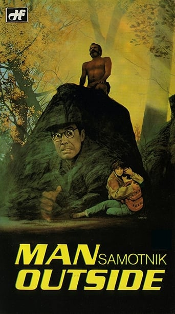 Poster of The Man Outside