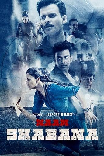 Poster of Naam Shabana