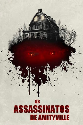 Os Assassinatos de Amityville - Poster