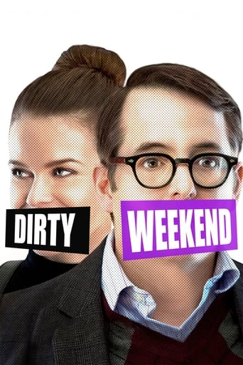 Dirty Weekend Poster